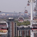 Emirates Air Line 2013 <br />Victoria Dock London