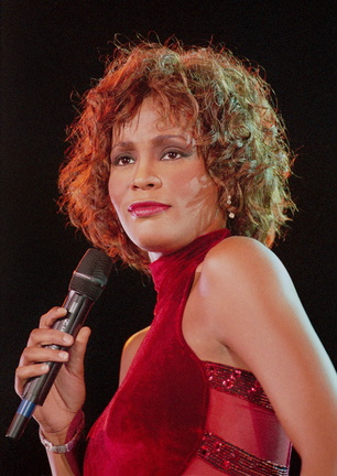 Whitney Houston 1996 Brunei Royal Wedding