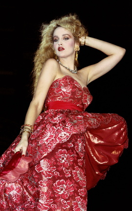 Jerry Hall 1985