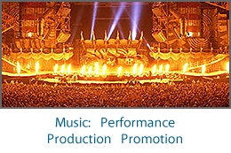 Music Performance Production Promotion